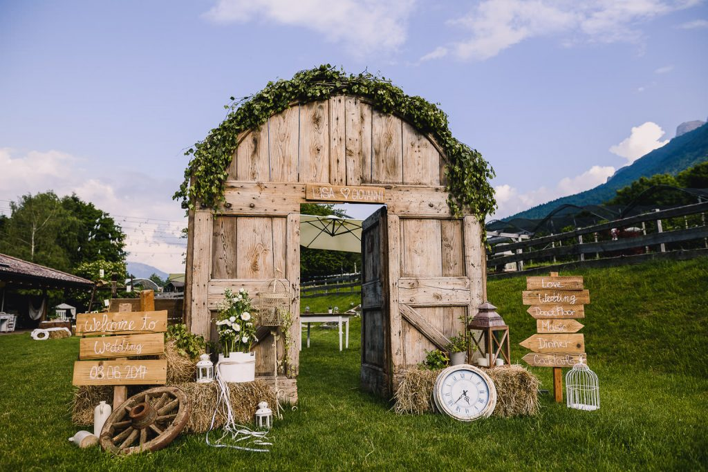 matrimonio Berry House Trento